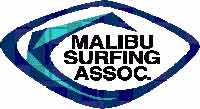 Malibu Surfing Association logo