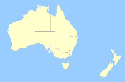 Map Of Australia Nz.A History Of New Zealand Surfing